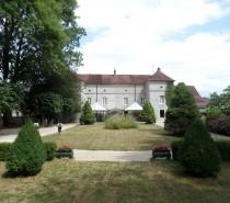 Repas gastronomique au château de Vauchoux le 23 Juillet 2015