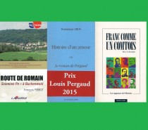 Prix Louis Pergaud 2015 et deux autres publications remarquables