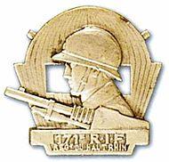 Insigne régimentaire du 171e régiment d'infanterie de forteresse
