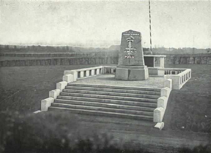 Monument de la Pierre d'Haudroy