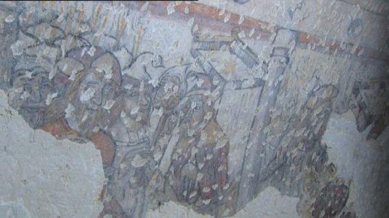 Peintures murales de L'église paroissiale de l'Assomption de Revigny (2)