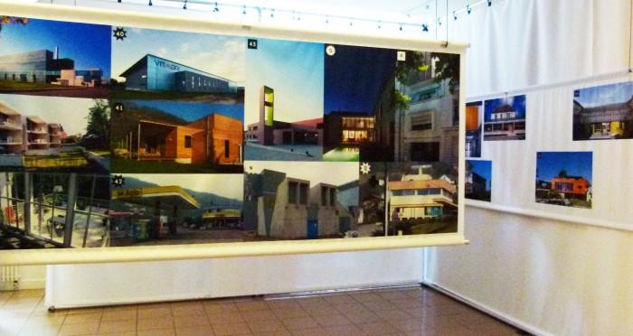 GUIDE DE L'ARCHITECTURE MODERNE ET CONTEMPORAINE EN FRANCHE COMTE - DOUBS A LA SALINE ROYALE D'ARC ET SENANS