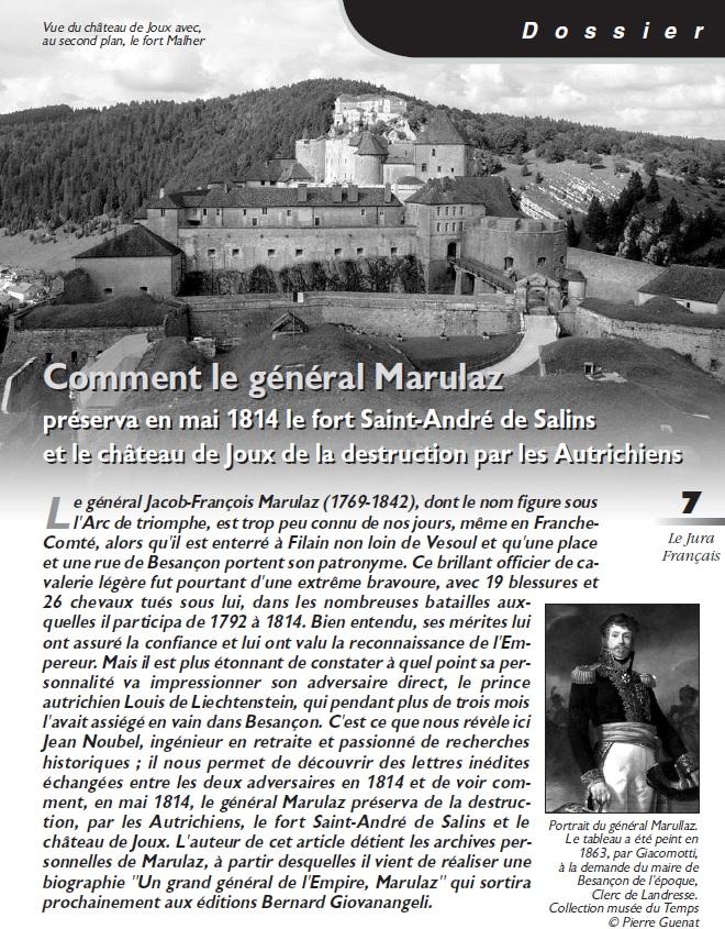 Le Jura Français Dossier N°298 page 7