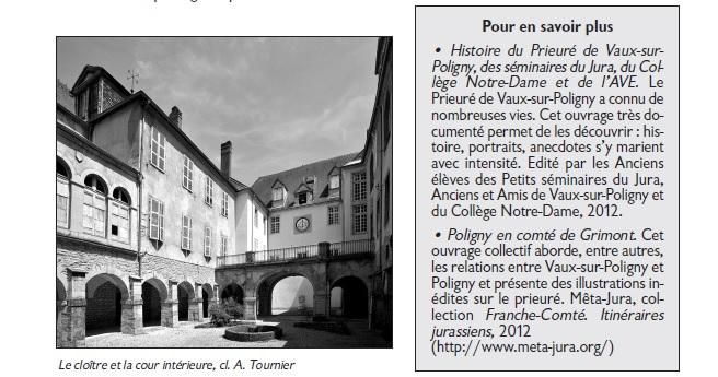 Le Jura Français Dossier N°299 page 10