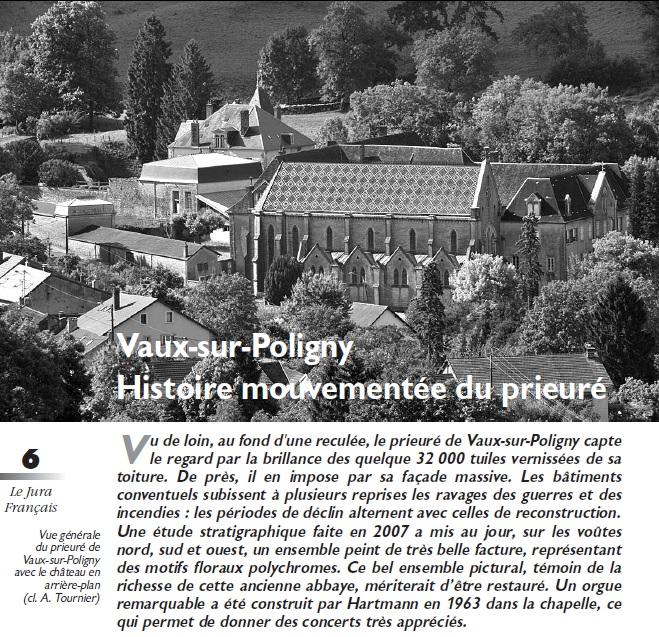Le Jura Français Dossier N°299 page 6