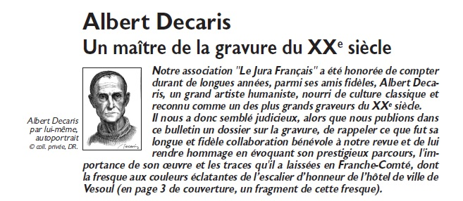Le Jura Français Dossier N°300 page 16