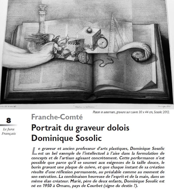 Le Jura Français Dossier N°300 page 8