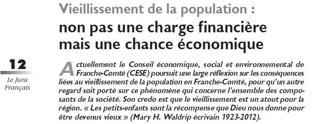 Le Jura Français Dossier N°301 page 12