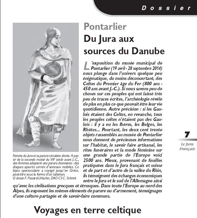 Le Jura Français Dossier N°302 page 7