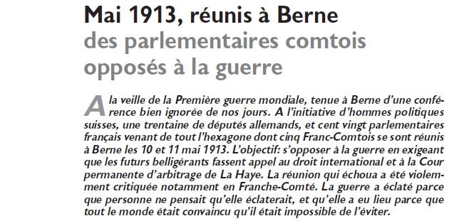 Le Jura Français Dossier N°303 page 20