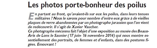 Le Jura Français Dossier N°303 page 26