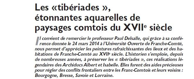 Le Jura Français Dossier N°304 page 16
