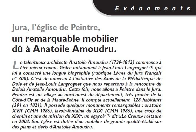 Le Jura Français Evénements N°301 page 3