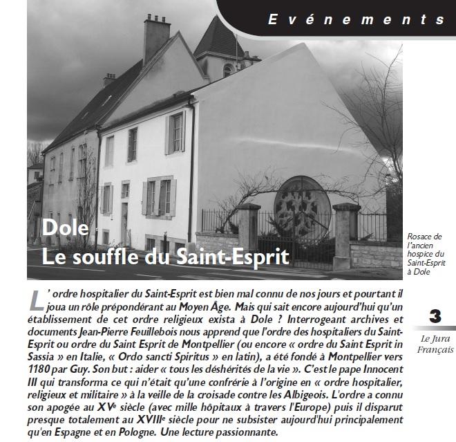 Le Jura Français Evénements N°304 page 3