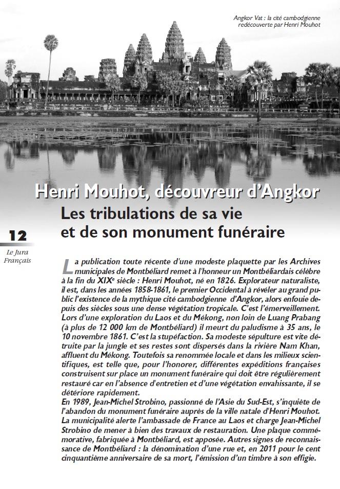 Le Jura Français Les hommes N°298 page 12