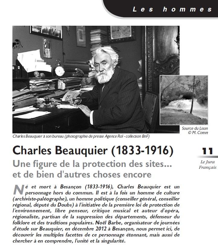 Le Jura Français Les hommes N°299 page 11