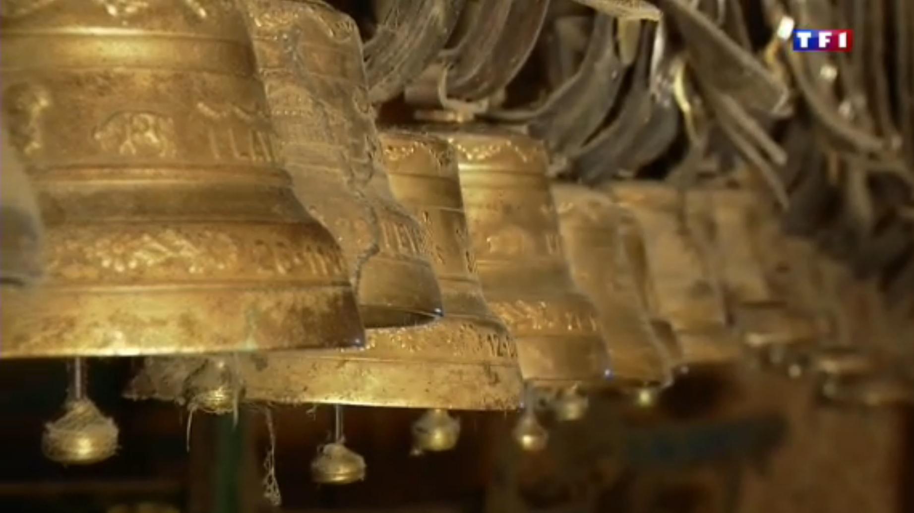 Rencontre avec des passionnés du Jura (1-5) un fondeur de cloches  46