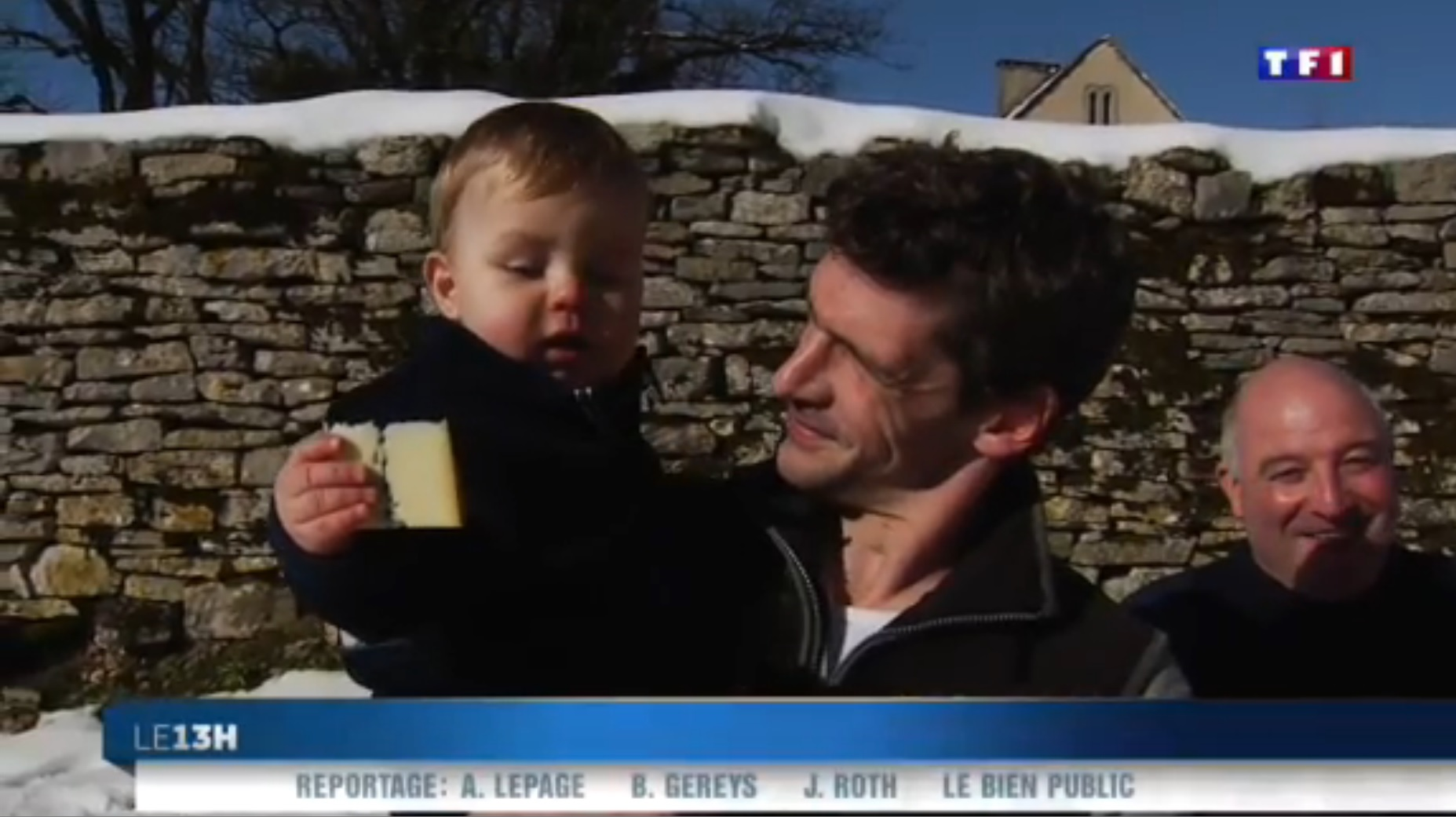 TF1 Jura (2-5) - une famille de fromagers  54