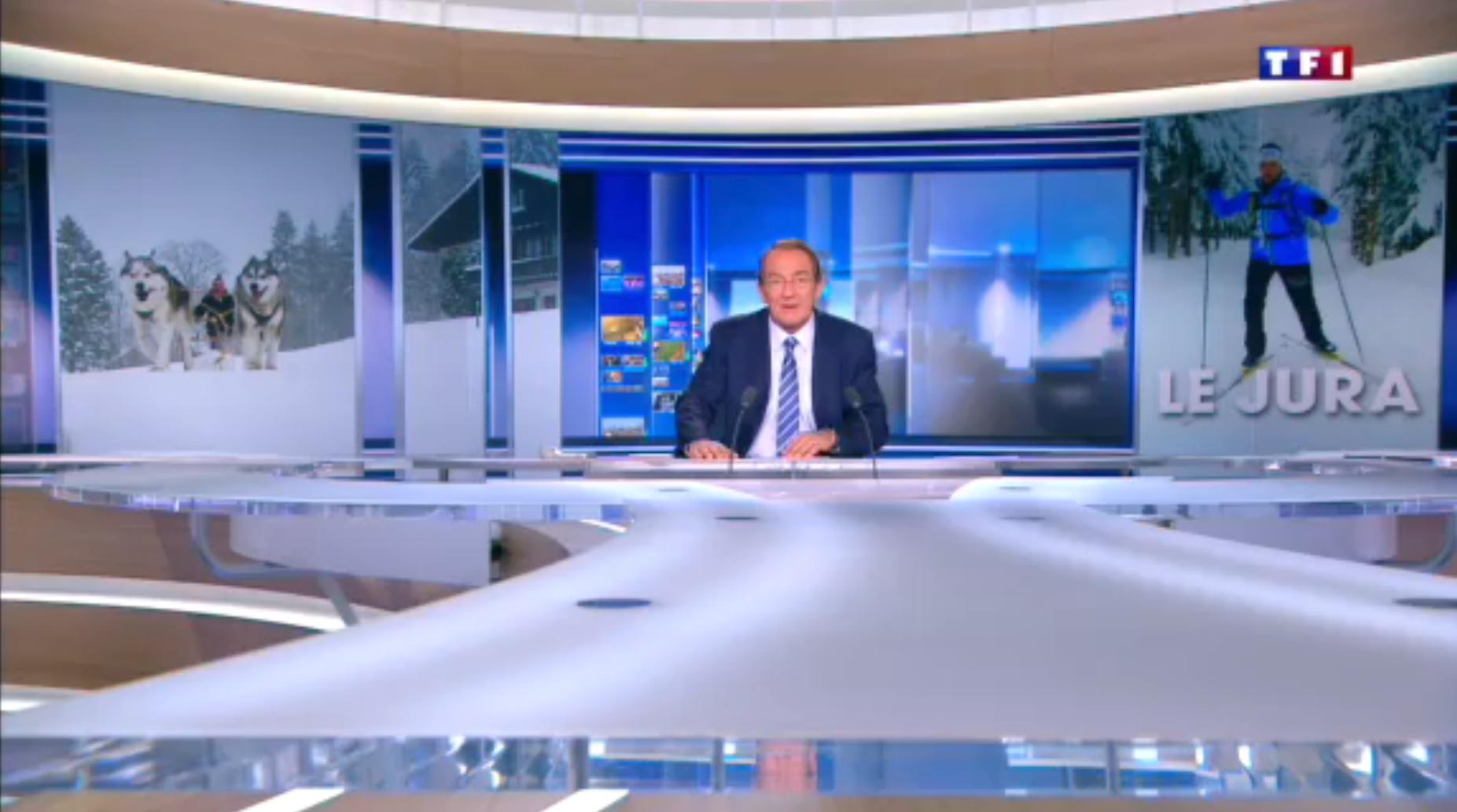 TF1 Jura (3-5) les mordus de ski de fond  1