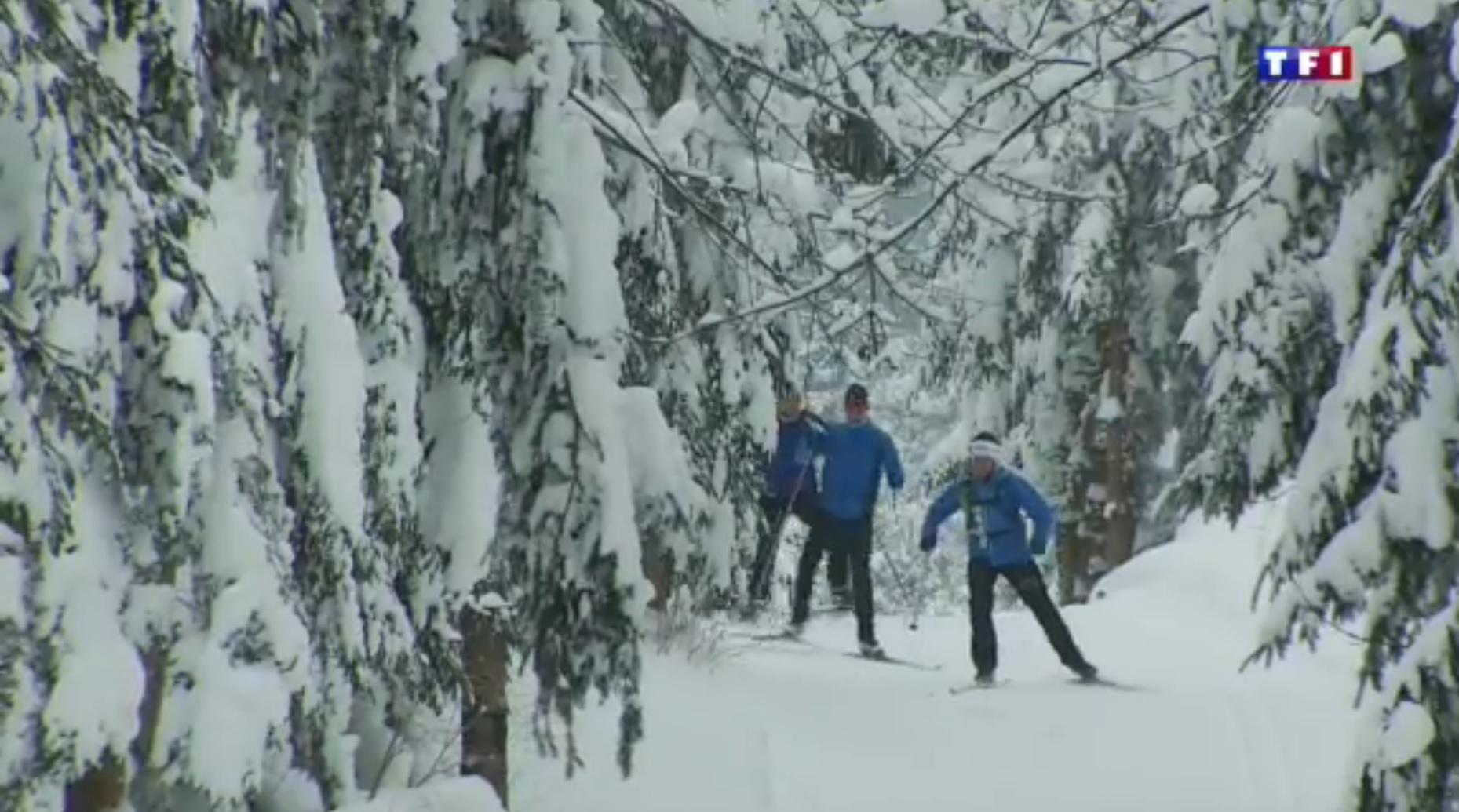 TF1 Jura (3-5) les mordus de ski de fond  11