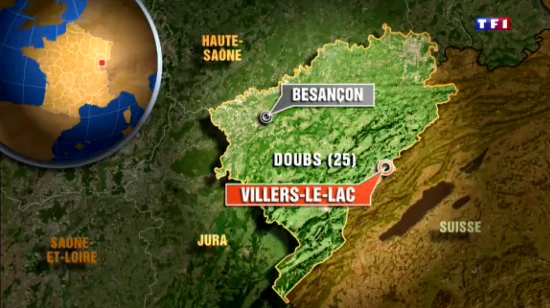 TF1 Jura (3-5) les mordus de ski de fond  2