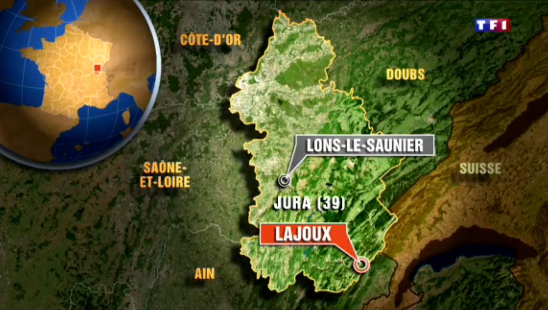 TF1  Jura (4-5) les layettes, l'art de tailler le bois d'épicéa 1
