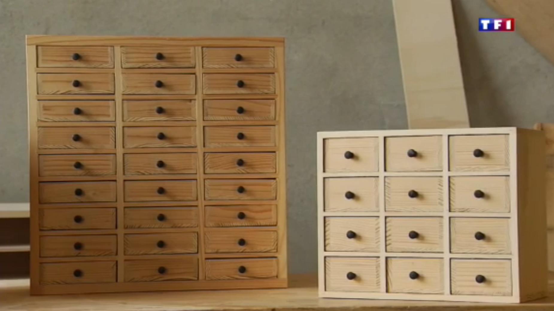 TF1  Jura (4-5) les layettes, l'art de tailler le bois d'épicéa 16