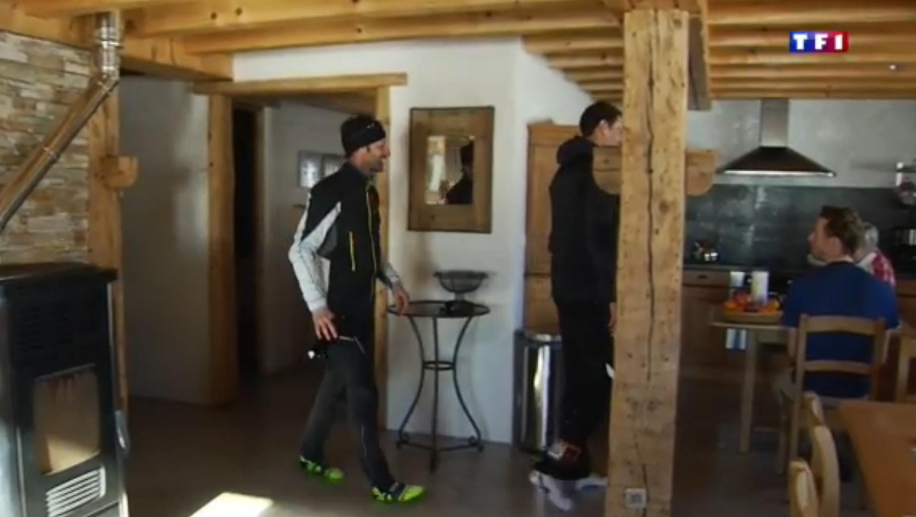 TF1  Jura (5-5)  la ferme d'alpage  38