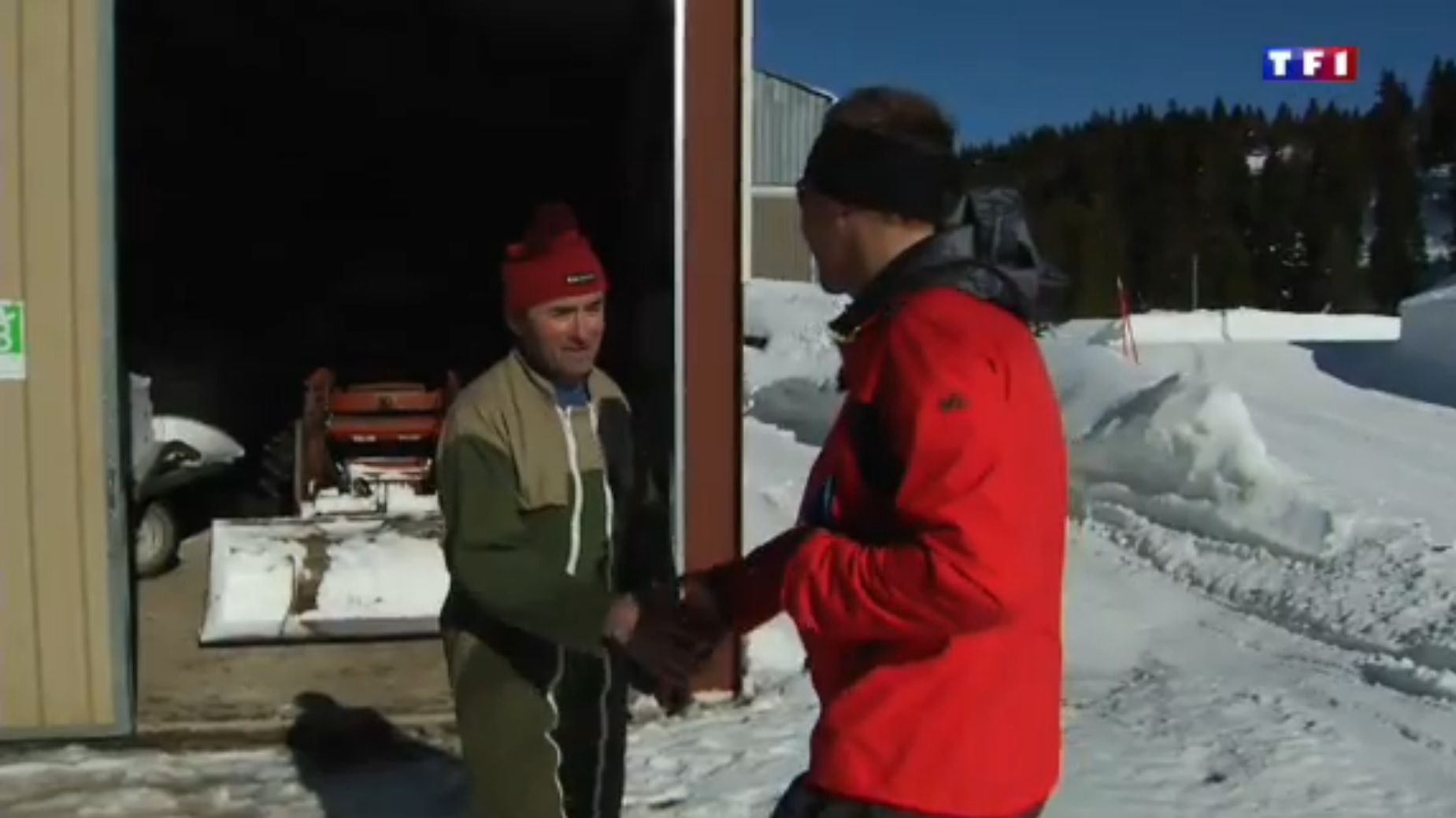 TF1  Jura (5-5)  la ferme d'alpage  60