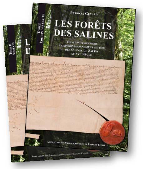 Les forêts des salines