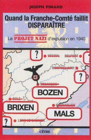 Quand la Franche-Comté faillit disparaître