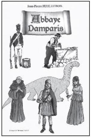 Abbaye Damparis