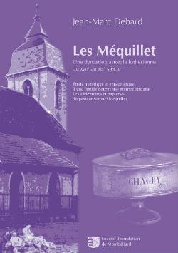 Le Jura Français N°306 Revue des Livres 2 Les Méquillet