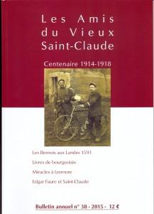 Le Jura Français N°306 Revue des Publications 1