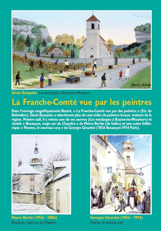 Le Jura Francais N 305 Echos 4ieme de couverture