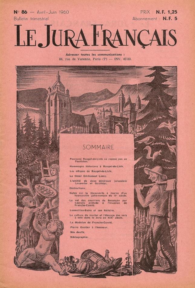 86 1960 couverture