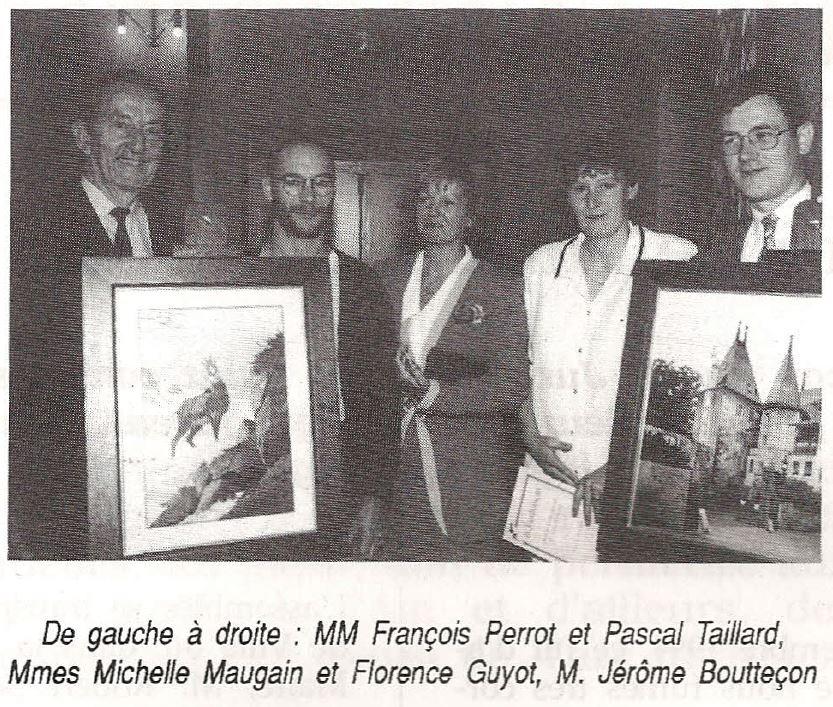 Prix du Jeune Talent 1994