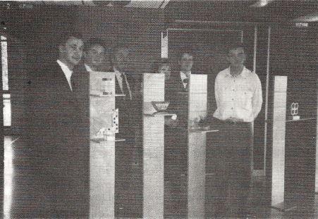 Remise du Prix du Jeune Talent du Jura Francais 1996