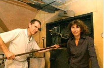 Christine Vermorel prix du Jeune Talent du Jura Francais 1997