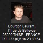 Laurent Bourgon Prix du Jeune Talent du Jura Francais 1998