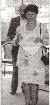 Michelle Maugain pour Sophie Dornier, Prix du Jeune Talent du Jura Francais 2000