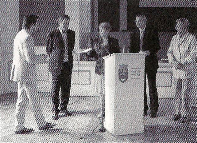 Guillaume Coppola prix du Jeune Talent du Jura Francais 2007
