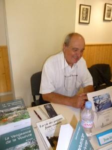 Jean-Louis Clade Dedicaces
