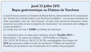 Vauchoux 2015 Annonce JF306