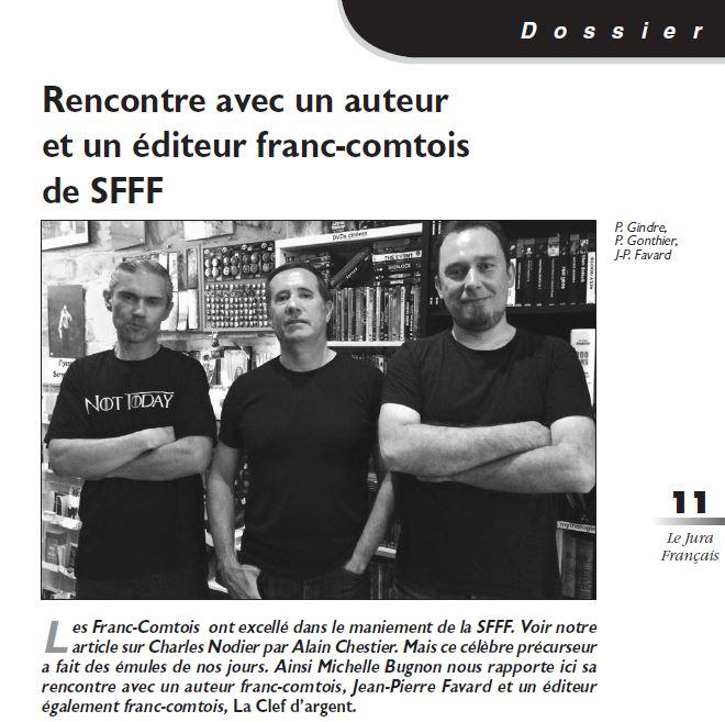 Le Jura Francais Dossier N°307 page 11