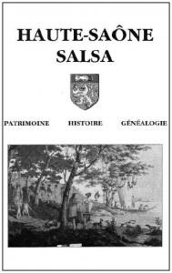 Le Jura Français N°299 Revue des Publications 1 Haute-Saône Salsa n° 89