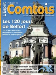 Le Jura Français N°307 Revue des Publications 1 L'Esprit Comtois N°1