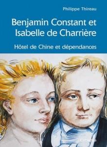 Salon Du Livre 2016 Benjamin Constant et Isabelle de Charriere