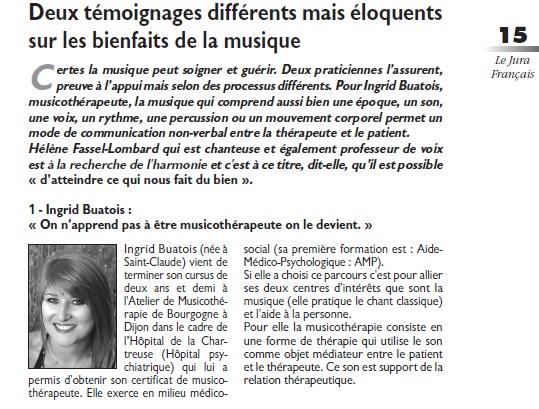 Le Jura Français Dossier N 308 page 15