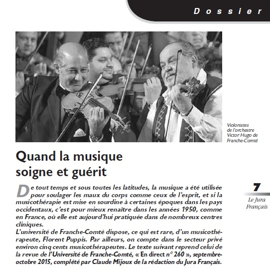 Le Jura Français Dossier N°308 page 7